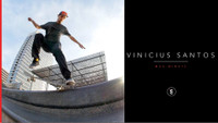 VINICIUS SANTOS -- Mag Minute On The Skateboard Mag
