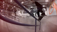 CHRIS COLE IS CONSISTENT -- Fakie Backside Overcrook
