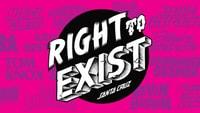 SANTA CRUZ - RIGHT TO EXIST -- Premieres This Saturday