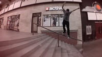 PAUL RODRIGUEZ IS CONSISTENT -- SWITCH BACKSIDE SMITH GRIND
