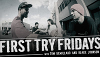 FIRST TRY FRIDAYS -- with Blake Johnson