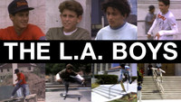 THE L.A. BOYS -- Colin Kennedy's Documentary Now Available