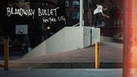 BROADWAY BULLET -- adidas in New York City