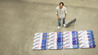 KENNY ANDERSON SIGNED BOARDS -- Villager Goods Exclusive