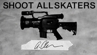 SHOOT ALL SKATERS -- ANTHONY CLARAVALL Part 1