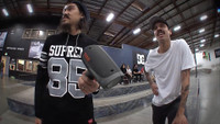 HOW FAST CAN LUAN 360 FLIP?!