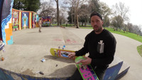 BRANDON BIEBEL IN SACRAMENTO -- With The PUSH Squad
