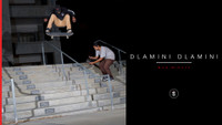DLAMINI DLAMINI MAG MINUTE -- For The Skateboard Mag