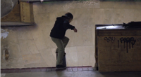 NATE VIANDS ON REAL -- Skating With Ishod in Philly