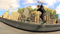 CARLOS ZARAZUA - JART -- His Pro Part Premiere