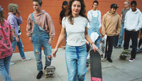SKATE GIRLS -- Celebrating Our Sisters
