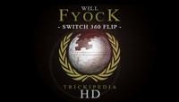 TRICKIPEDIA -- Switch 360 Flip