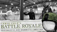 CHRIS COLE'S BATTLE ROYALE -- Malto Vs. Majerus Vs. Cole