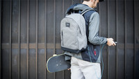 THE CHARGING BACKPACK YOU CAN'T FIND AT THE MALL (OR COACHELLA) -- Current Bag Co. Launches New Kickstarter Campaign