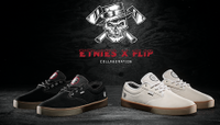 ETNIES X FLIP -- Jameson SL Collection Featuring Matt Berger