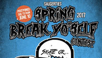 SPRING BREAK YO'SELF CONTEST -- Raising Money in New York