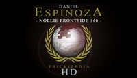 TRICKIPEDIA -- Nollie Frontside 360
