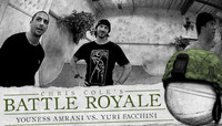 CHRIS COLE'S BATTLE ROYALE -- Youness Amrani Vs. Yuri Facchini