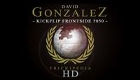 TRICKIPEDIA -- Kickflip Frontside 50-50