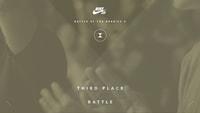 BATB X FINALS -- Third Place Battle