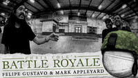 CHRIS COLE'S BATTLE ROYALE -- Mark Appleyard Vs. Felipe Gustavo