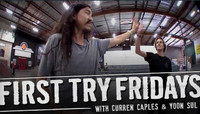 FIRST TRY FRIDAYS -- with Curren Caples