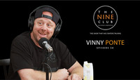 THE NINE CLUB -- Vinny Ponte
