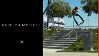 BEN CAMPBELL MAG MINUTE -- From The Skateboard Mag