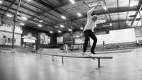 HE COULD GO ALL THE WAY -- Walker Ryan's Switch Bigspin Front Board
