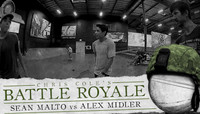 CHRIS COLE'S BATTLE ROYALE -- Sean Malto Vs. Alex Midler