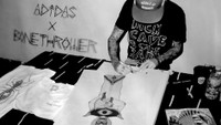 ADIDAS X BONETHROWER -- Release Party