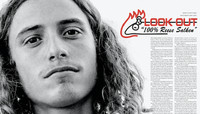 REESE SALKEN INTERVIEW -- The Skateboard Mag Issue 162