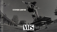 VHS - STEPHEN LAWYER -- The SK8MAFIA Video