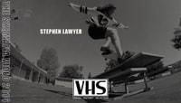 VHS - STEPHEN LAWYER -- The SK8MAFIA Video