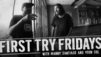 FIRST TRY FRIDAYS -- with Manny Santiago
