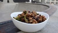 SALAD GRINDS AND BEAN PLANTS -- Introducing a Vegan Recipe Series