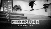 WEEKENDER -- Guy Mariano