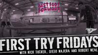 FIRST TRY FRIDAYS -- with Primitive