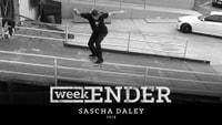 WEEKENDER -- Sascha Daley