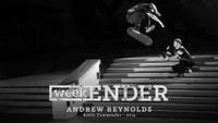 WEEKENDER -- Andrew Reynolds