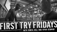 FIRST TRY FRIDAYS -- Donta Hill and Ryan Denman