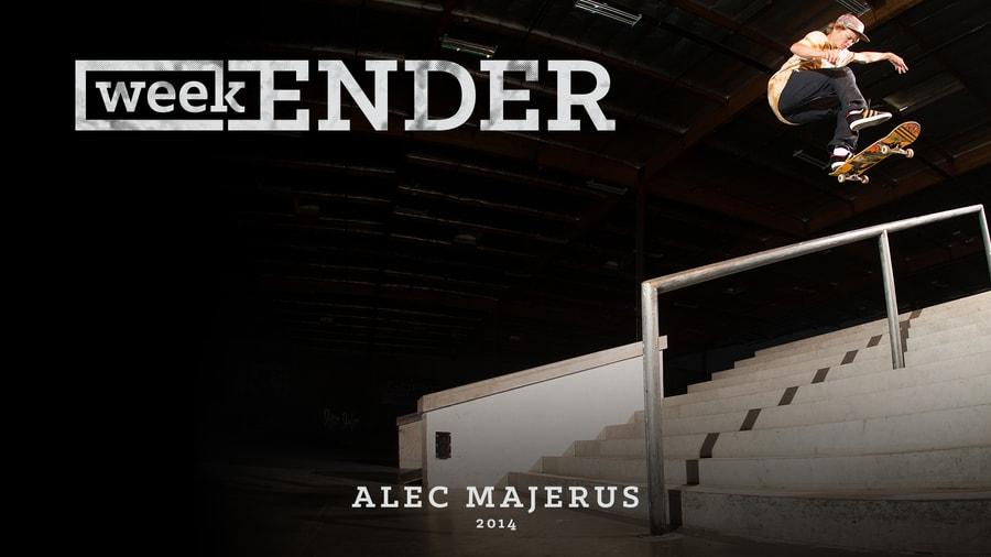WEEKENDER -- Alec Majerus - 2014
