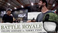 CHRIS COLE'S BATTLE ROYALE -- Felipe Gustavo vs. Tommy Fynn