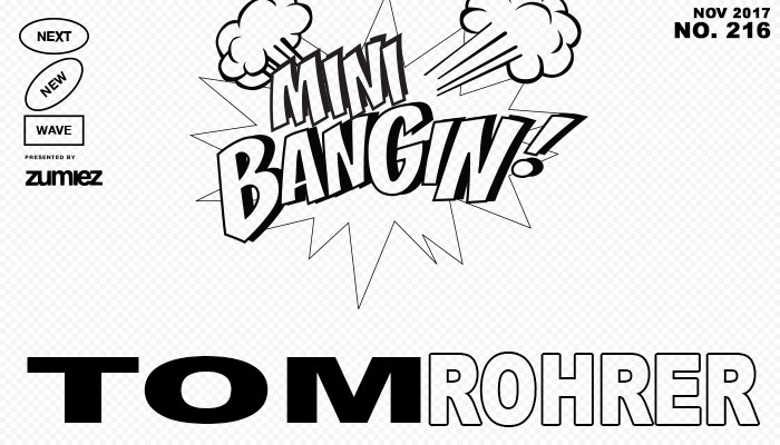 Mini Bangin Tom Rohrer The Berrics
