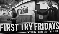 FIRST TRY FRIDAYS -- With Una Farrar and Tim Olson