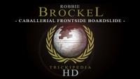 TRICKIPEDIA -- Caballerial Frontside Boardslide