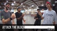 ATTACK THE BLOCK -- A Four-Way Ledge S.K.A.T.E.