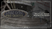 34: NEW HOLIDAY RELEASE - CHAZ ORTIZ PRO SKATER! -- Top 50 Countdown