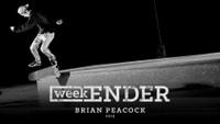 WEEKENDER -- Brian Peacock - 2015