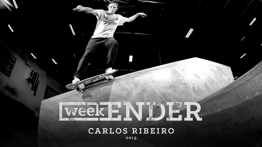 WEEKENDER -- Carlos Ribeiro - 2015